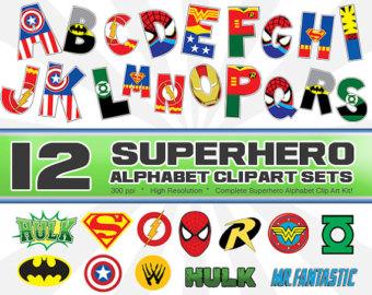 Superman alphabet clipart man banner freeuse download Superman alphabet clipart man - ClipartFest banner freeuse download