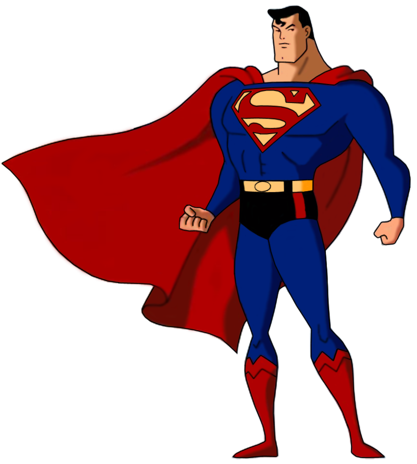 Superman animated clipart banner freeuse download Superman Animated Syle by SUPERMAN3D on DeviantArt | DC Comics ... banner freeuse download
