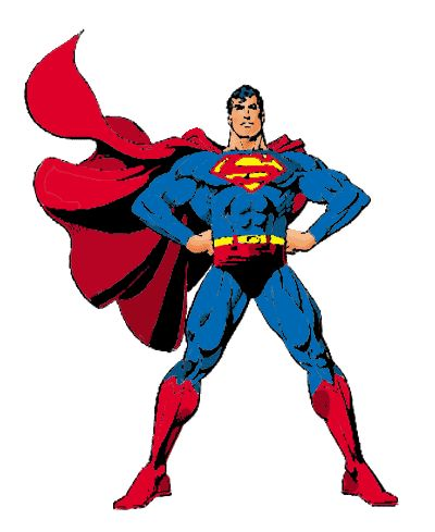 Superman animated clipart jpg black and white library Superman Kids Coloring Pages and Free Colouring Pictures to Print ... jpg black and white library