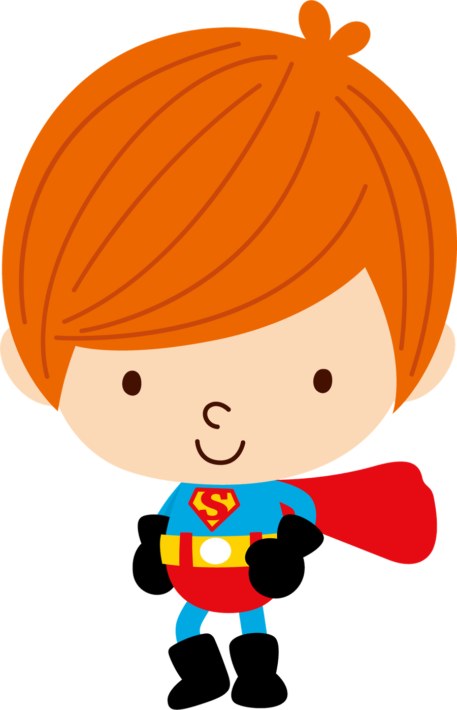 Superman baby clipart image black and white stock Super Heróis - Minus | alreadyclipart - super hero's | Pinterest ... image black and white stock