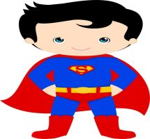 Superman baby clipart image library download Cute super man clipart - ClipartFest image library download