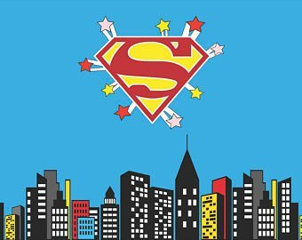 Superman background clipart clip art library stock Superman city background clipart 8 » Clipart Portal clip art library stock