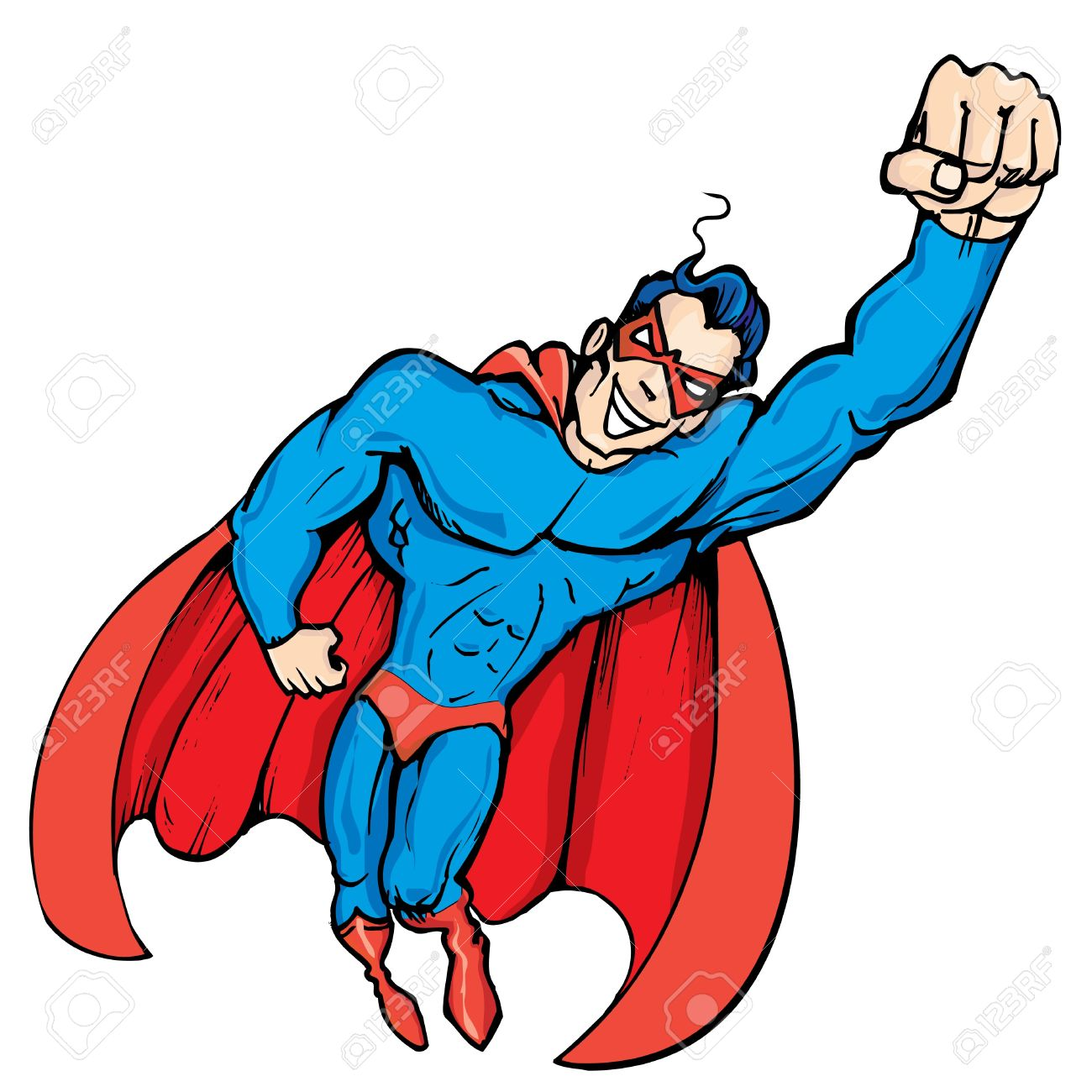 Superman body clipart clipart Body Cape Images & Stock Pictures. Royalty Free Body Cape Photos ... clipart