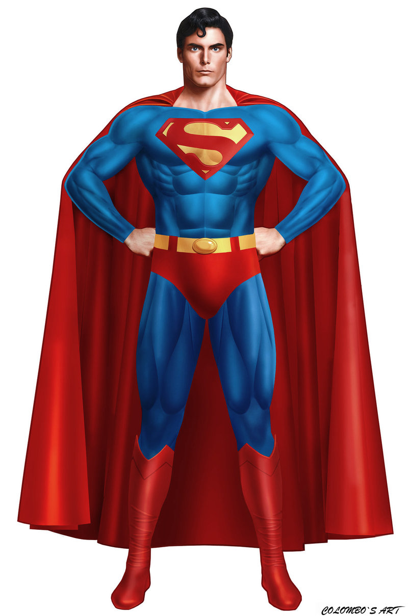 Superman body clipart picture free download 30 Superman Image Pictures picture free download