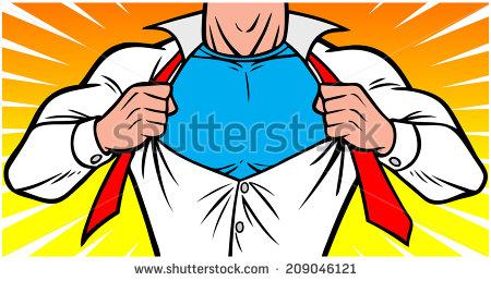 Superman chest logo clipart jpg library download Chest ripped shirt logo clipart - ClipartFest jpg library download