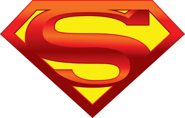 Superman chest logo clipart png library Superman Logo - Logos Pictures png library