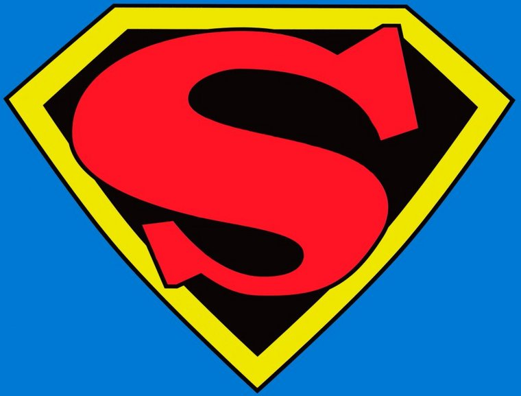 Superman chest logo clipart freeuse stock Superman Chest Logos in Reference Pictures Forum freeuse stock