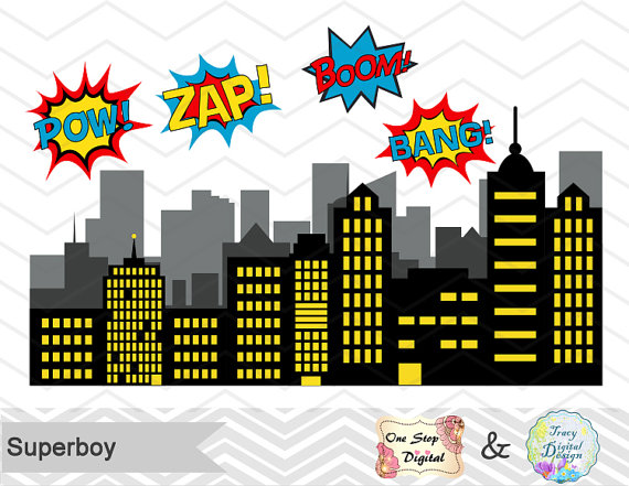 Superman city background clipart image download Superman city background clipart - ClipartFest image download