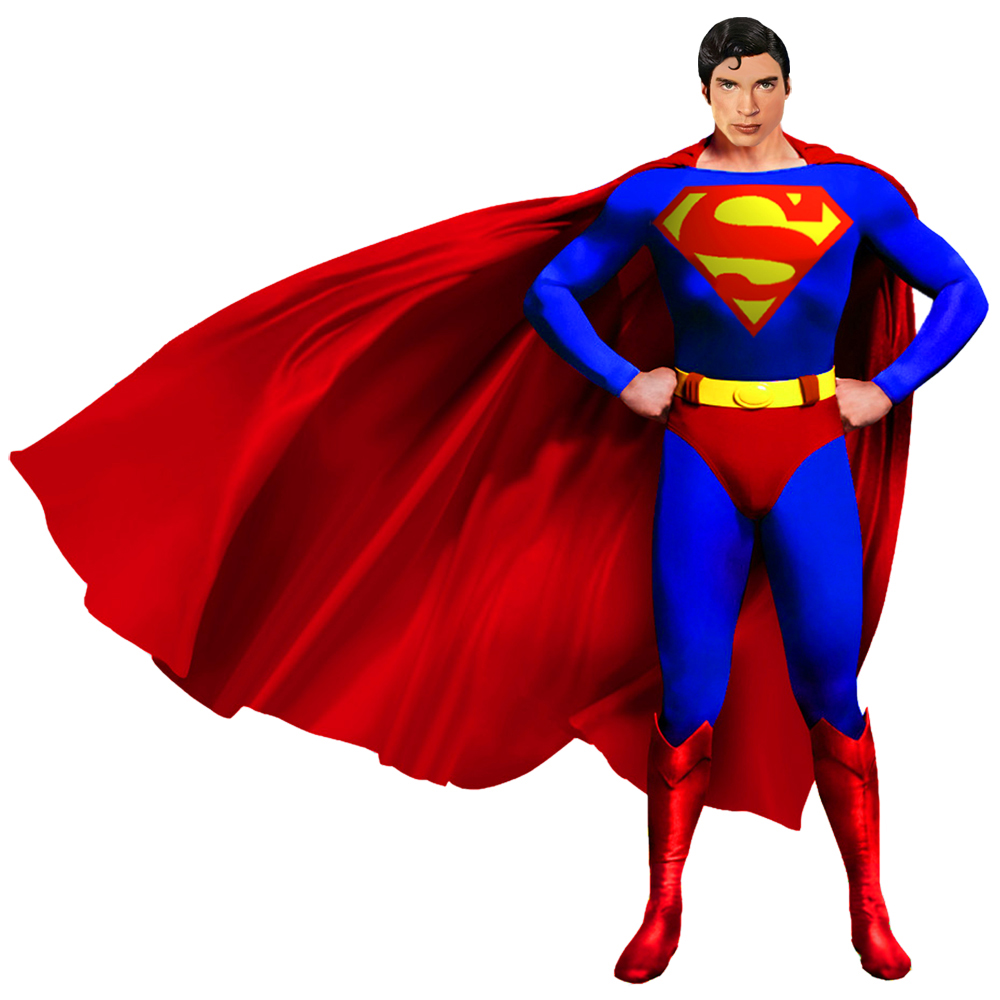 Superman clipart hd clip art transparent stock Superman hd clipart - ClipartFest clip art transparent stock
