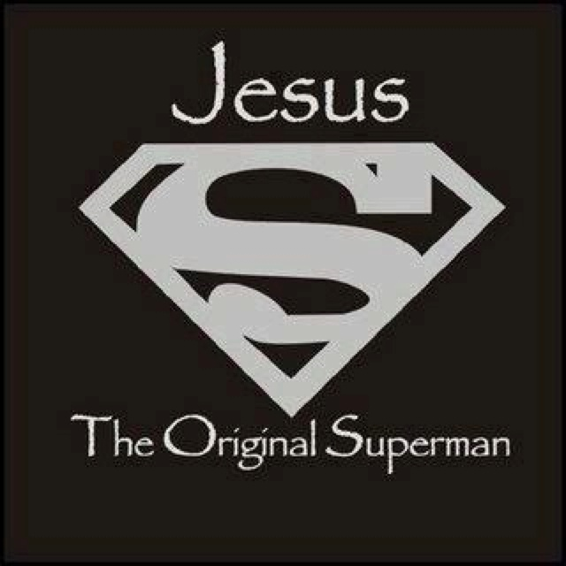 Superman clipart jesus scene banner free download 17 Best images about Jesus is my super hero!!! on Pinterest ... banner free download