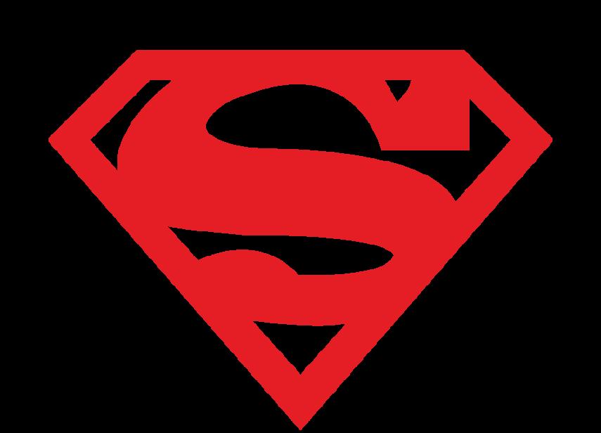 Superman clipart logo clip stock Superman clipart logo - ClipartFest clip stock