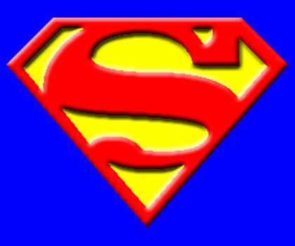 Superman clipart logo banner transparent Superman Symbol Outline - ClipArt Best banner transparent