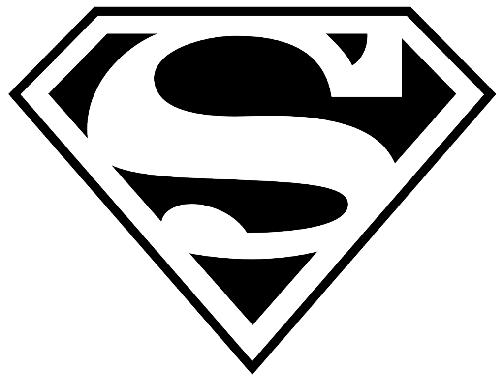 Superman clipart logo png royalty free library Superman Logo PNG HD Transparent Background png royalty free library
