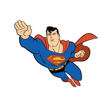 Superman clipart pictures picture transparent stock Superman Clipart | Clipart Panda - Free Clipart Images picture transparent stock