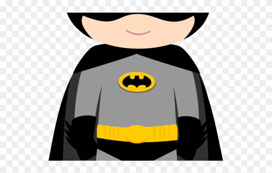 Superman costume clipart clipart free stock Batman Mask Clipart Batman Costume - Batman Baby Png ... clipart free stock