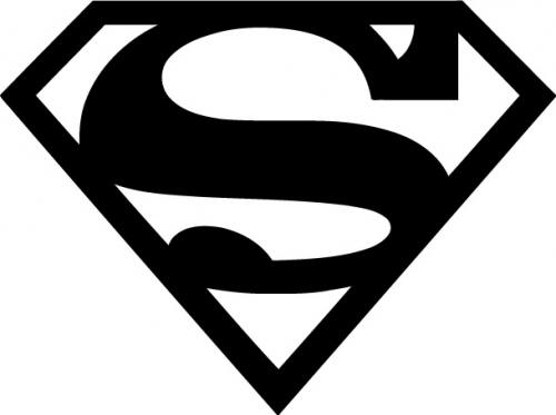 Superman emblem clipart picture freeuse stock Free Superman Symbol Outline, Download Free Clip Art, Free ... picture freeuse stock