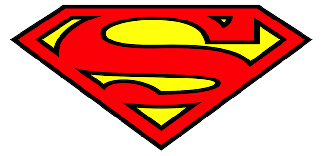 Superman emblem clipart picture free library Superman Logo Clipart & Look At Clip Art Images - ClipartLook picture free library