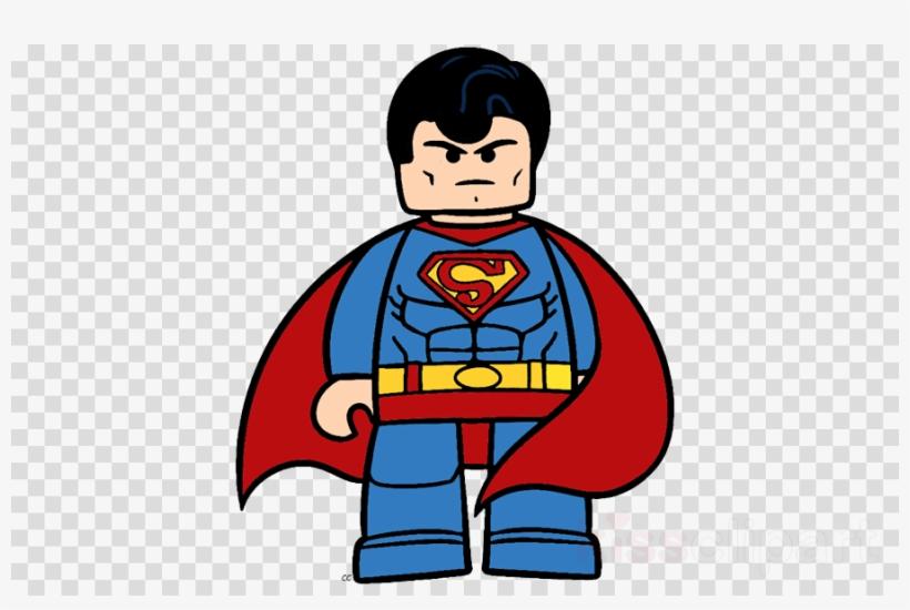 Superman lego clipart image royalty free Lego Superman Clipart Lego Superman Lego Batman Transparent ... image royalty free