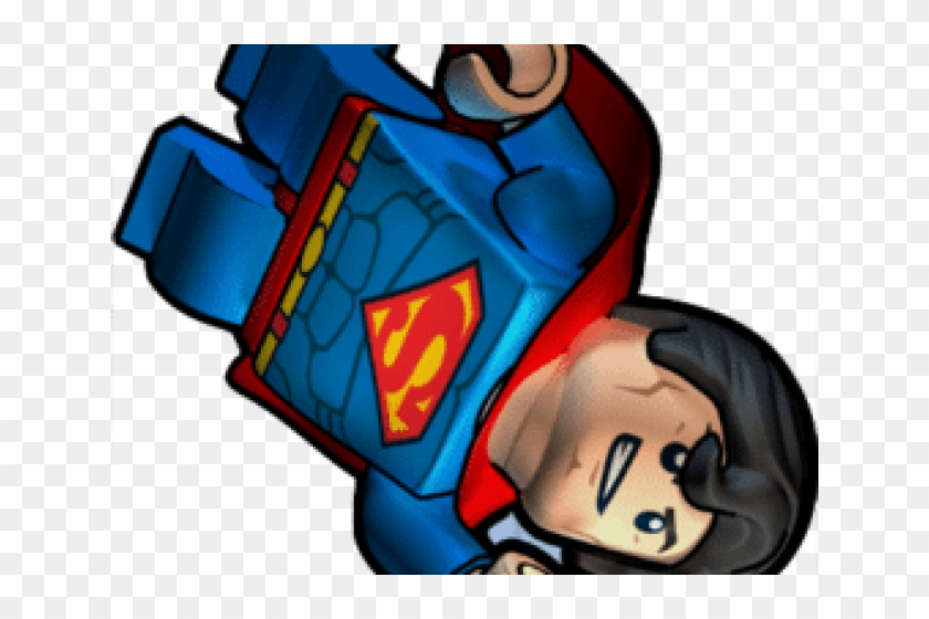 Superman lego clipart image library stock Superman Clipart Lego Superman - Cartoon, HD Png Download ... image library stock