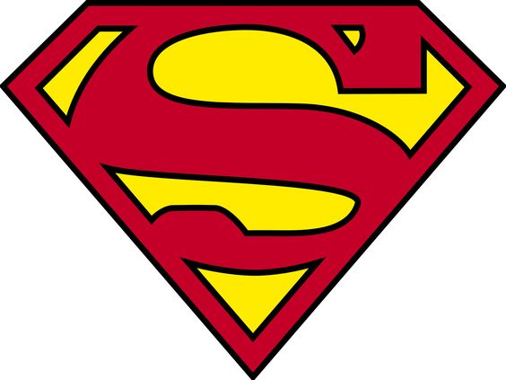 Superman logo clipart seperated svg royalty free library Superman logo clipart seperated - ClipartFest svg royalty free library