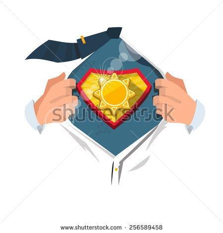 Superman logo clipart seperated image Superman logo clipart seperated - ClipartFest image