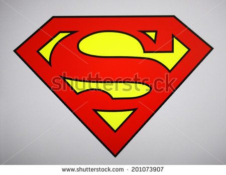 Superman logo clipart seperated png royalty free download Superman Symbol Stock Photos, Royalty-Free Images & Vectors ... png royalty free download