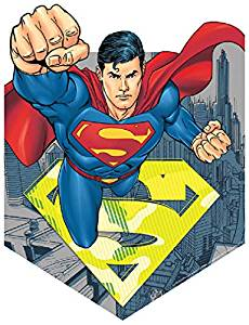 Superman puzzle piece clipart banner black and white Amazon.com: Playhouse DC Comics Superman 24-piece Die Cut ... banner black and white