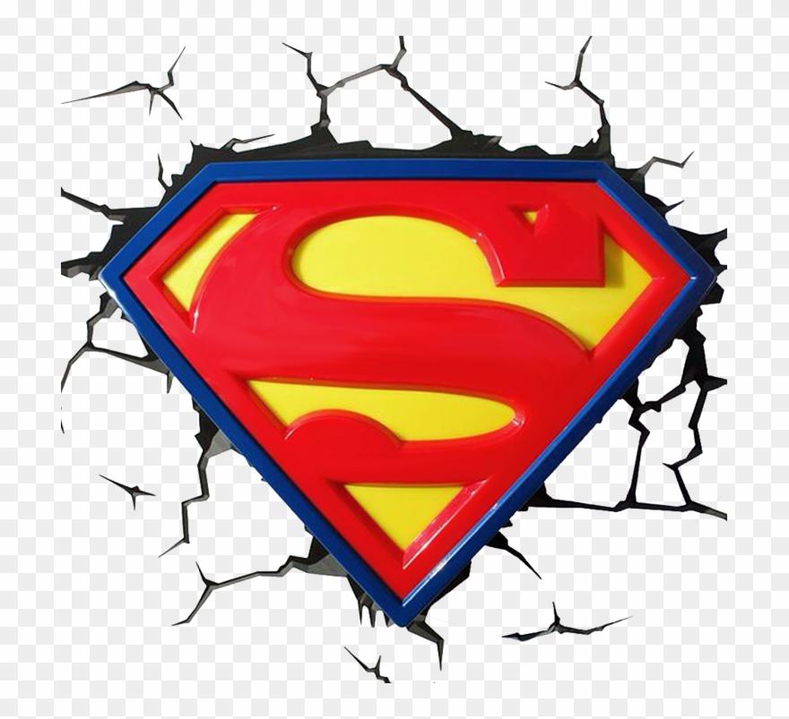 Superman puzzle piece clipart clip art library download None Of Us Are Superman - Logo Superman Hd Png Clipart ... clip art library download