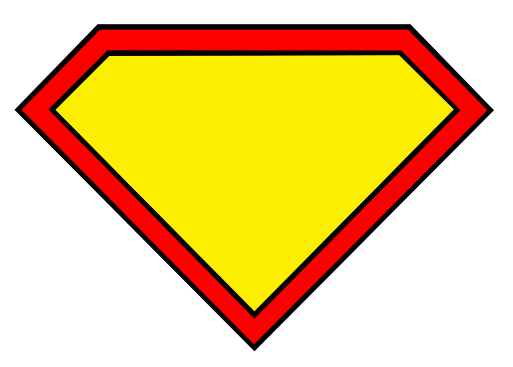 Superman symbol clipart jpg royalty free Add your own letter.... Inspired by Superman's logo! Superman ... jpg royalty free