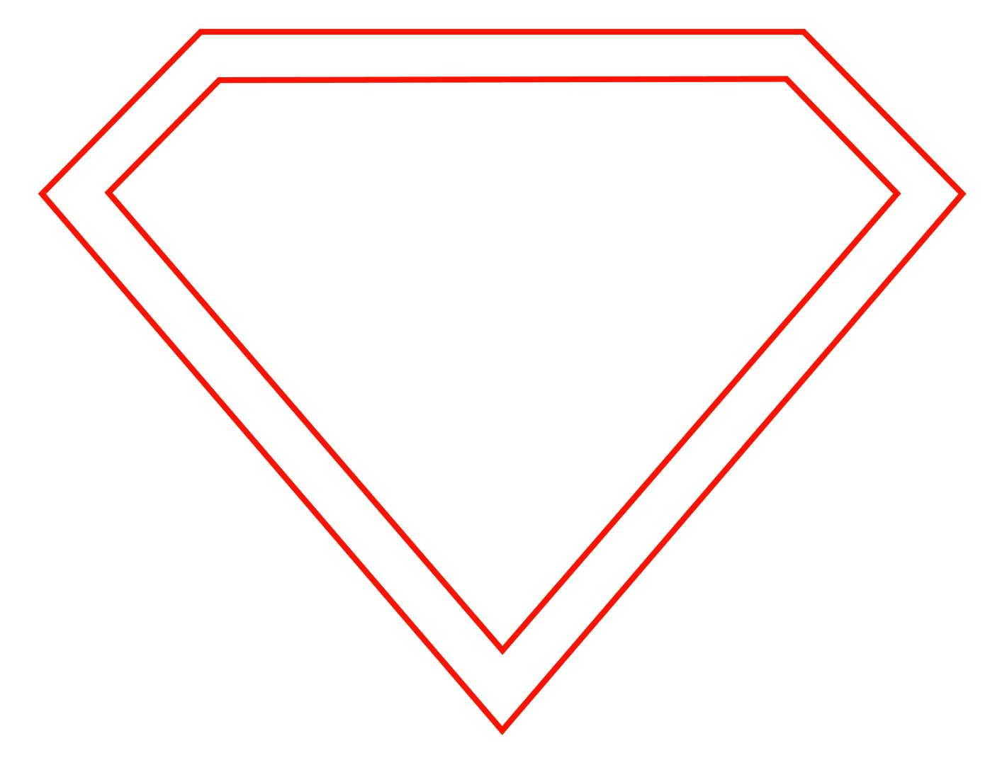 Superman without head clipart clip art freeuse library Superman without head clipart - ClipartFest clip art freeuse library