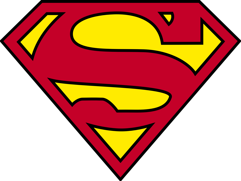 Superman without head clipart image Superman Logo PNG Transparent Images   Free Download Clip Art ... image