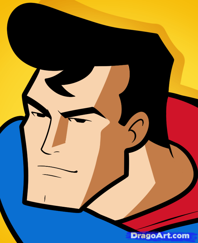 Superman without head clipart clipart How to Draw Superman Easy, Step by Step, Dc Comics, Comics, FREE ... clipart