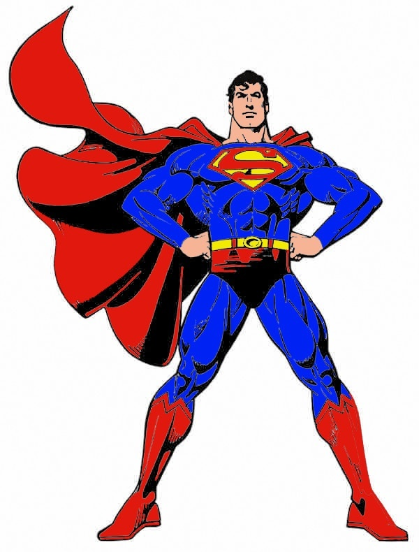 Superman without head clipart vector transparent library Why is Superman portrayed with a lot of muscles in movies, when ... vector transparent library