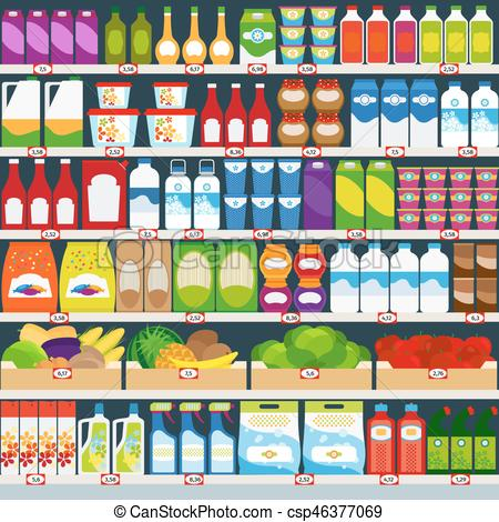 Supermarket background clipart png freeuse library Collection of 14 free Grocery clipart background aztec ... png freeuse library