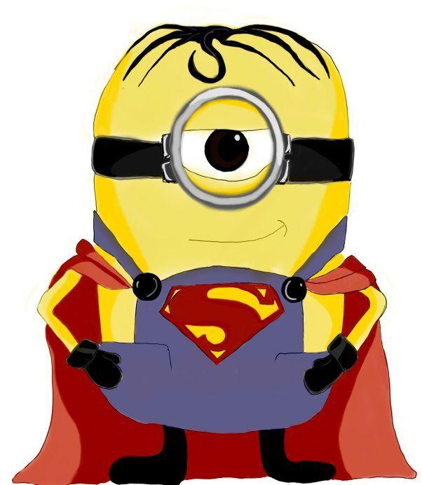 Superminion clipart clip Oooh a Super Minion! | MINIONS | Minions, Minions quotes ... clip