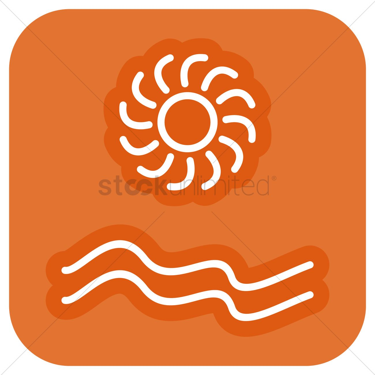 Supersede clipart png freeuse Free Sun and lake clipart Vector Image - 1261356 ... png freeuse