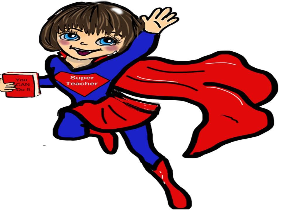 Teachers walking clipart clipart download Super teacher clipart 1 » Clipart Station clipart download