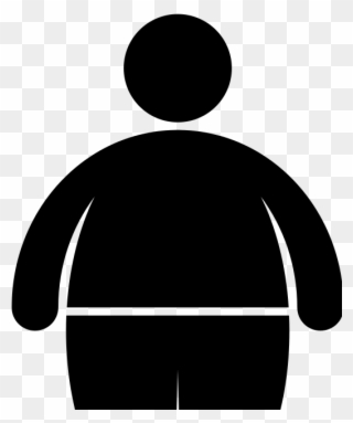 Suppress clipart picture transparent library Can A Nootropic Also Suppress Hunger - Obese Clipart ... picture transparent library