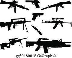 Suppressor clipart banner freeuse stock Suppressor Clip Art - Royalty Free - GoGraph banner freeuse stock