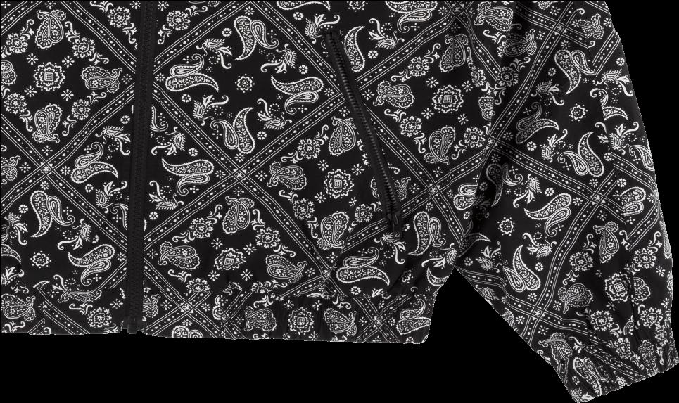 Supreme bandana clipart clip free Black Bandana Png - Supreme Bandana Track Jacket ... clip free