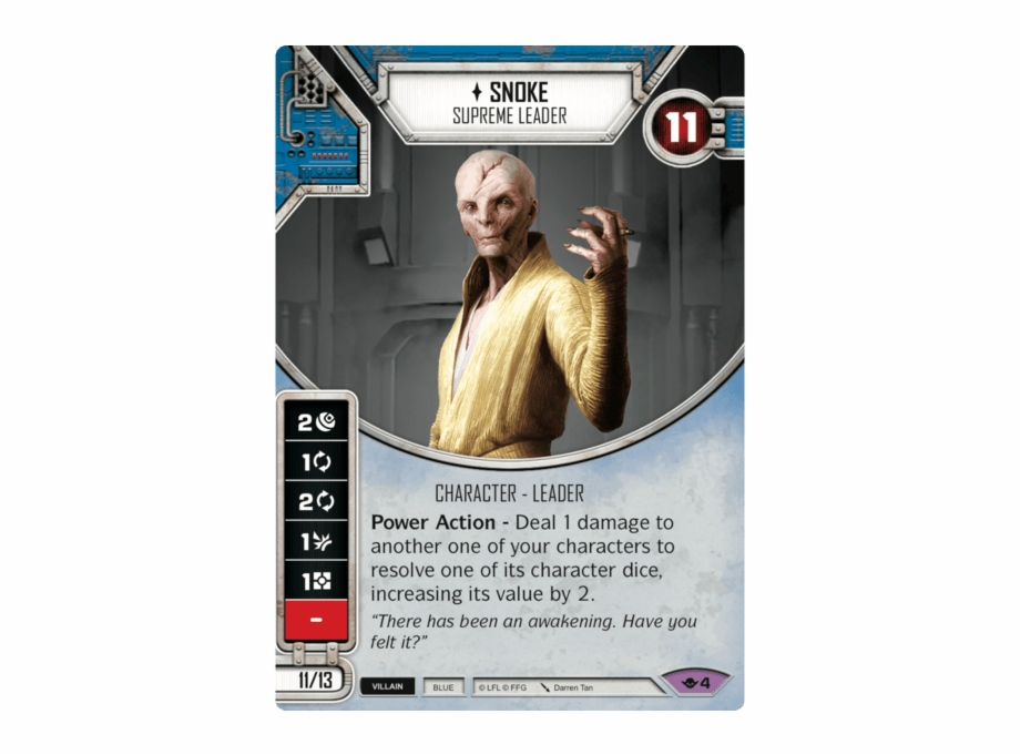 Supreme leader clipart jpg freeuse Snoke Supreme Leader - Star Wars Destiny Cards Free PNG ... jpg freeuse