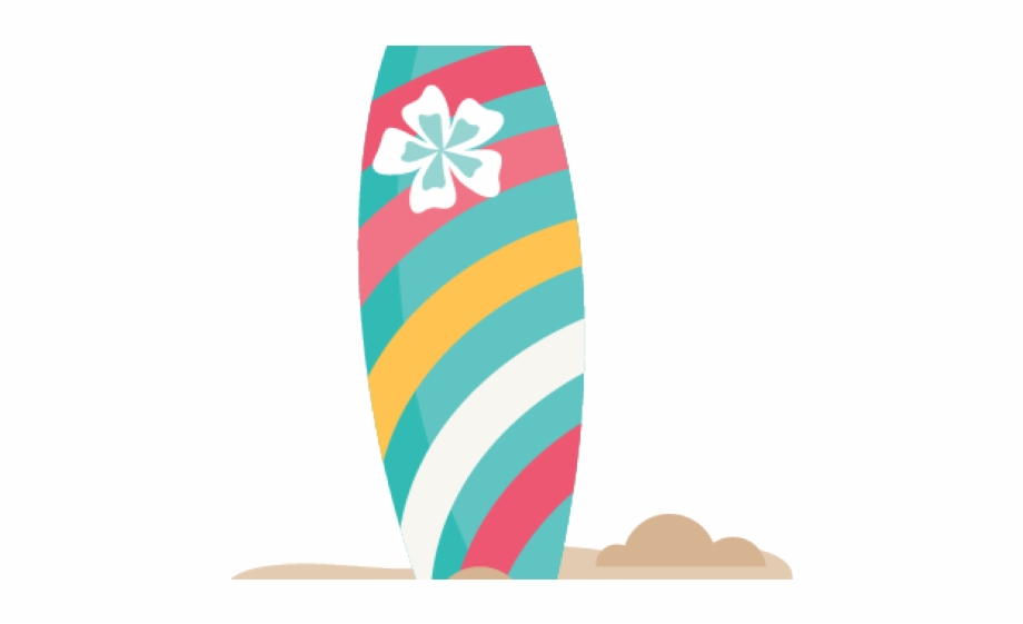 Surboard clipart clip royalty free library Transparent Background Surfboard Clip Art Free PNG Images ... clip royalty free library