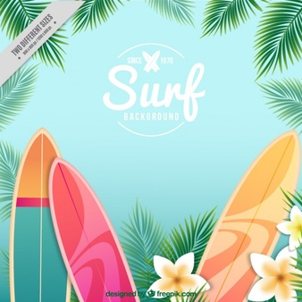 Surf background clipart clip royalty free Surf Vectors, Photos and PSD files | Free Download clip royalty free