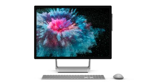 Surface studio clipart banner free Microsoft Surface Studio 2 – Technical Specifications ... banner free