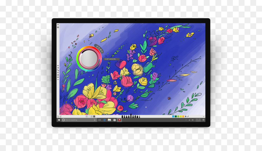 Surface studio clipart freeuse library Technology Background clipart - Microsoft, Technology, Media ... freeuse library