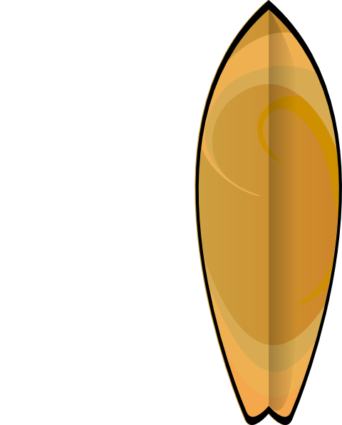 Surfboard clipart png