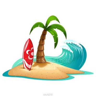 Surfboard clipart standing palm tree vector stock 17 best ideas about Palm Tree Clip Art on Pinterest | Palm tree ... vector stock