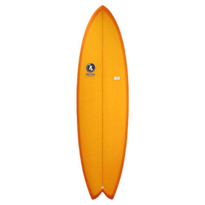 Surfboard clipart transparent image royalty free stock Orange Resin Surfboard Jim Banks transparent PNG - StickPNG image royalty free stock