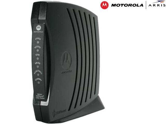 Surfboard modem vector black and white library MOTOROLA SURFboard SB5101 Cable Modem 38Mbps Downstream, 30Mbps ... vector black and white library