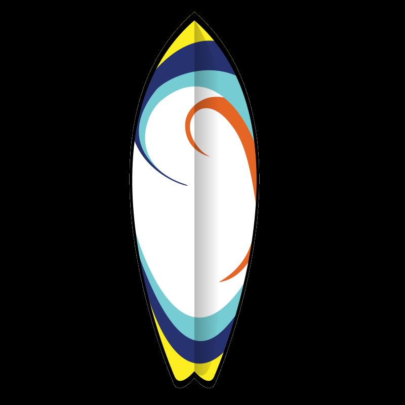 Surfboard outline clip art image download beach - Page 19 - 1001FreeDownloads.com | templates | Pinterest ... image download